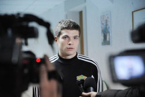 Артем Громов, vorskla.com.ua