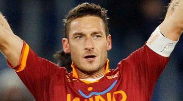 Франческо Тотти, football-italia.net