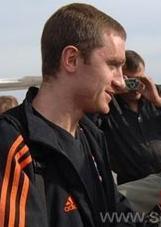 Андрей Воробей, фото shakhtar.com