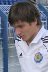 Денис Олейник, фото fcdynamo.kiev.ua