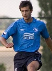 Матюхин отметился голом, фото fcdnipro.com.ua
