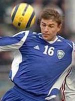 Максим - один из лидеров сборной Узбекистана