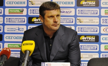 Олег Лужный, фото Игоря Кривошея, Football.ua