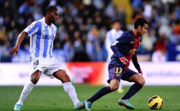 Педро во вчерашнем матче, Getty Images