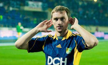 Андрей Воробей, фото lugansk-football.com