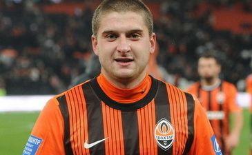 Ракицкий открыл счет в игре, фото shakhtar.com