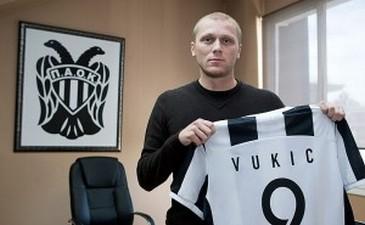 Звонимир Вукич, paokfc.gr