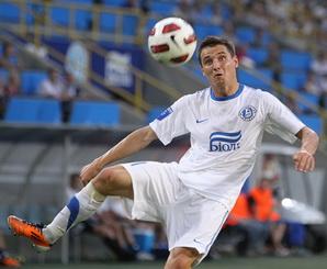 Денис Олейник, фото Станислав Ведмидь, Football.ua