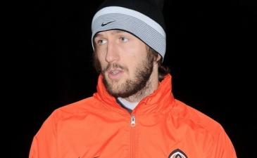 Дмитрий Чигринский, фото shakhtar.com