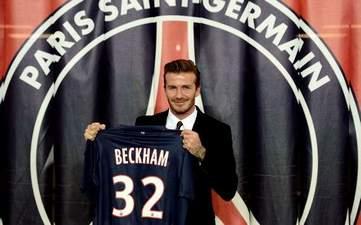 Дэвид Бекхэм, goal.com