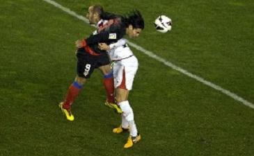 Фалькао спасти свою команду не сумел, фото marca.com