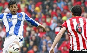Реальные баски сильнее атлетичных. Фото realsociedad.com