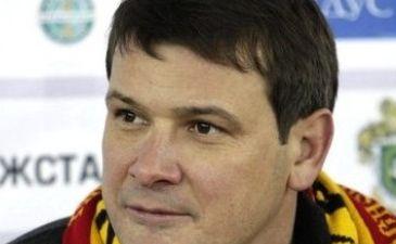 Сергей Зайцев, фото fcmetalurg.com