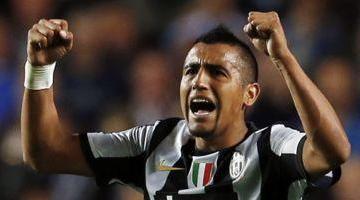 Артуро Видаль, football-italia.net