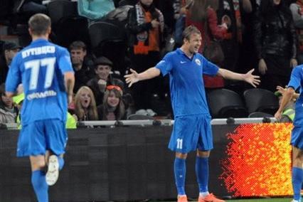 Фомин забил единственный гол, фото из архива Football.ua