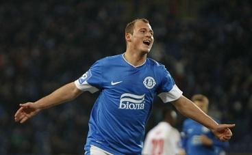 Главный герой матча, фото fcdnipro.ua