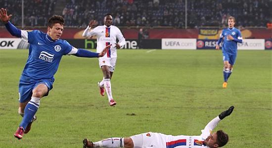 Евгений Коноплянка (слева), фото Football.ua