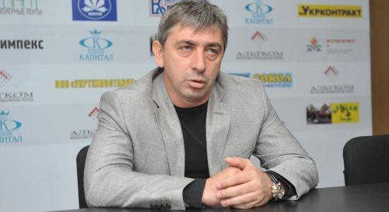 Александр Севидов, фото fcodessa.com