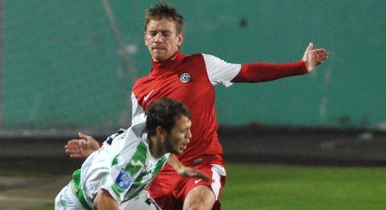 Дмитрий Лепа против Павла Ксенза, фото Football.ua