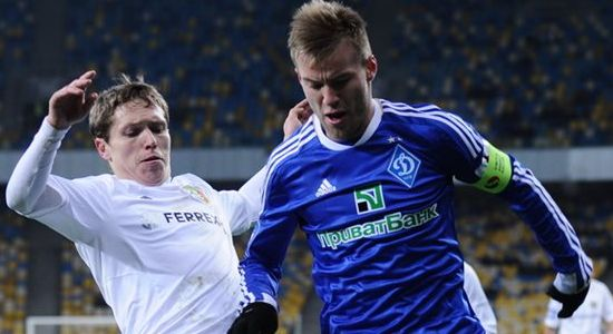 Ярмоленко в игре с Ворсклой, фото Илья Хохлов, Football.ua