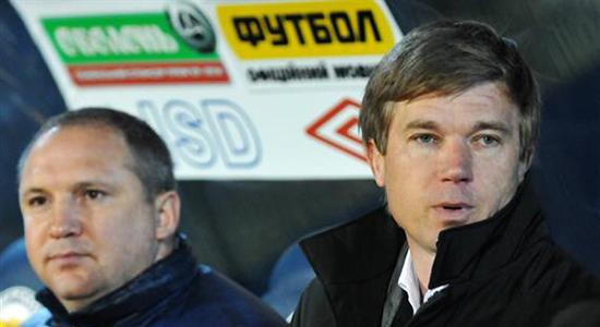 Юрий Максимов (справа), Football.ua