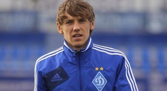 Денис Гармаш, фото fcdynamo.kiev.ua