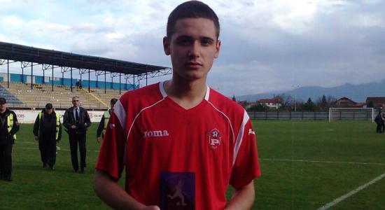 Дарко Велковски, macedonianfootball.com