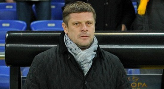 Олег Лужный, фото Дмитрия Неймырка, Football.ua