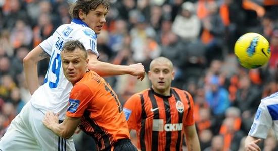 Вячеслав Шевчук против Дениса Гармаша, фото Football.ua