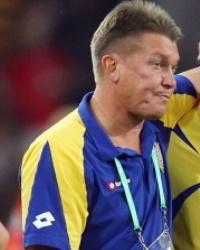 Олегу Блохину и его команде есть чем гордиться, AFP