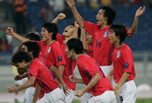 Радость корейцев
