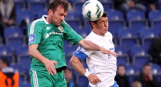 Жулиано в игре с Ворсклой, фото Станислав Ведмидь, Football.ua