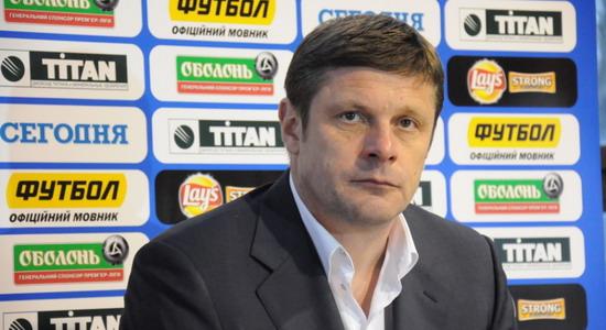 Олег Лужный, фото Игоря Кривошея