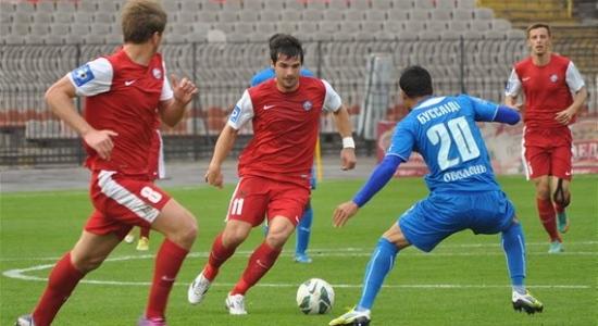 Младен Бартулович, фото Евгения Анистрата, Football.ua