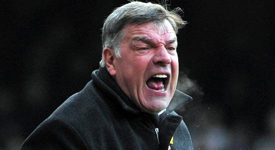 Биг Сэм свирепствует, Sky Sports