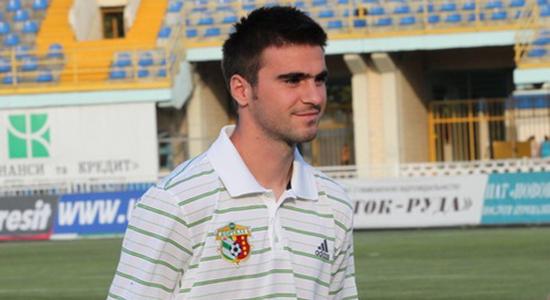 Ахмед Янузи, фото Олега Дубины, Football.ua