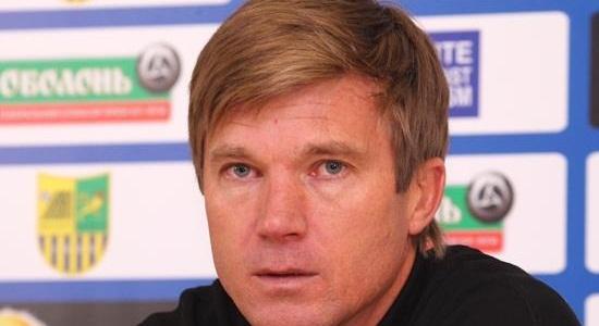 Юрий Максимов, фото Дмитрия Неймырка, Football.ua