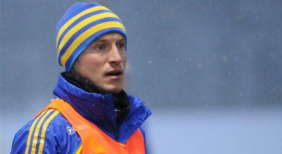 Виталий Мандзюк, фото Ильи Хохлова, Football.ua