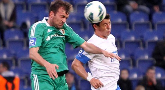 Жулиано в игре против Ворсклы, фото Станислав Ведмидь, Football.ua