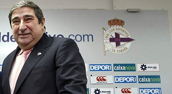 Президент Депортиво Аугусто Сесар Лендойро, realidadbcs.com
