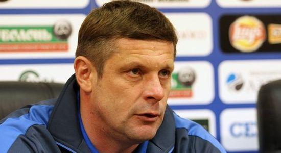 Олег Лужный, фото Олег Дубина, Football.ua