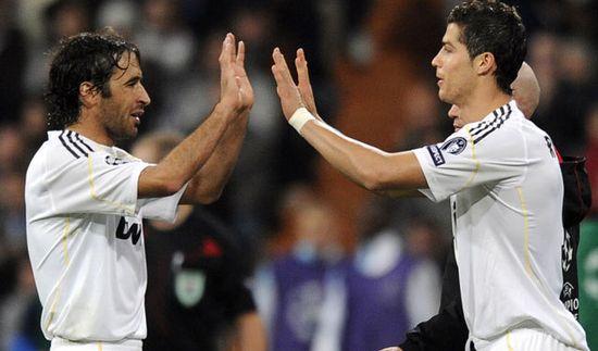 Две легенды одного клуба, AP