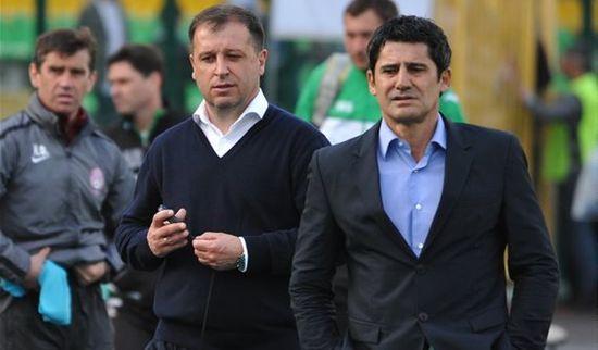 Николай Костов (справа), Football.ua