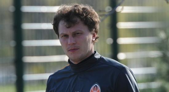 Андрей Пятов, shaktar.com