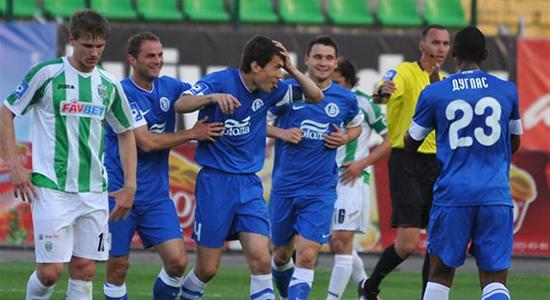 фото Маркияна Лысенко, Football.ua