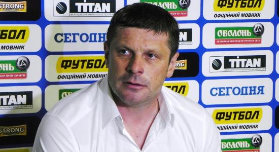 Олег Лужный, фото автора