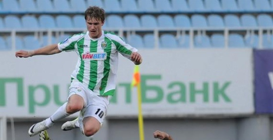 Александр Гладкий, фото Football.ua