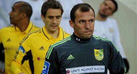 Александр Горяинов, фото Football.ua