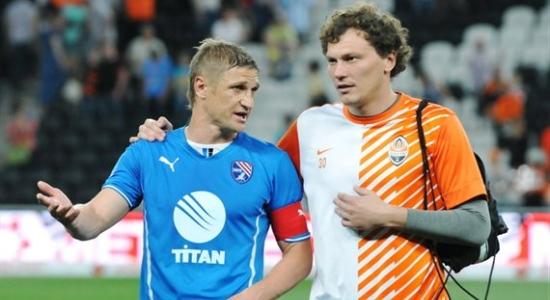 Езерский перед матчем с Шахтером, Football.ua