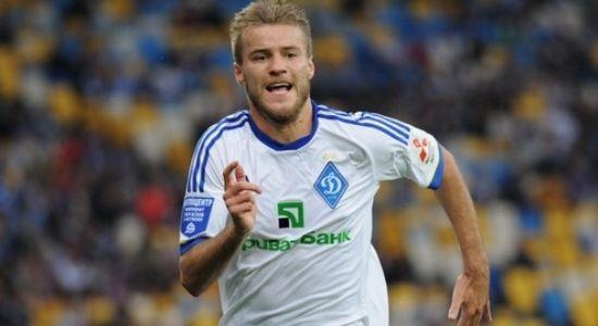 Андрей Ярмоленко, фото Илья Хохлов, Football.ua